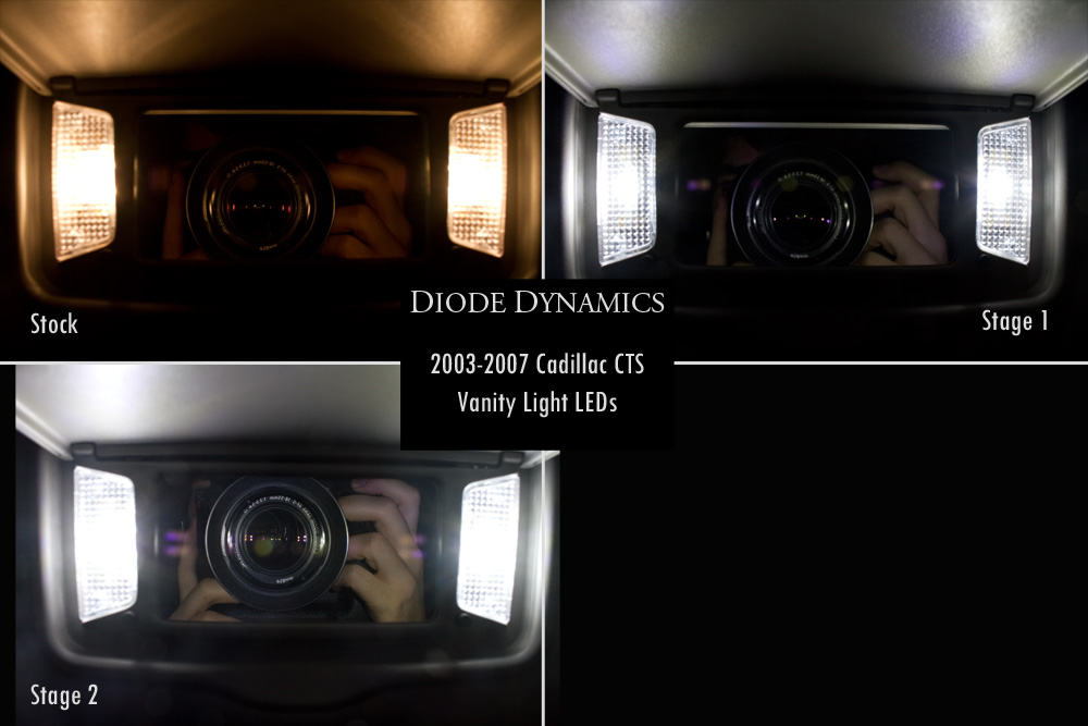 Cadillac CTS LED Conversion Kit! Upgrade Your Lights! Plug & Play Install! See Photos