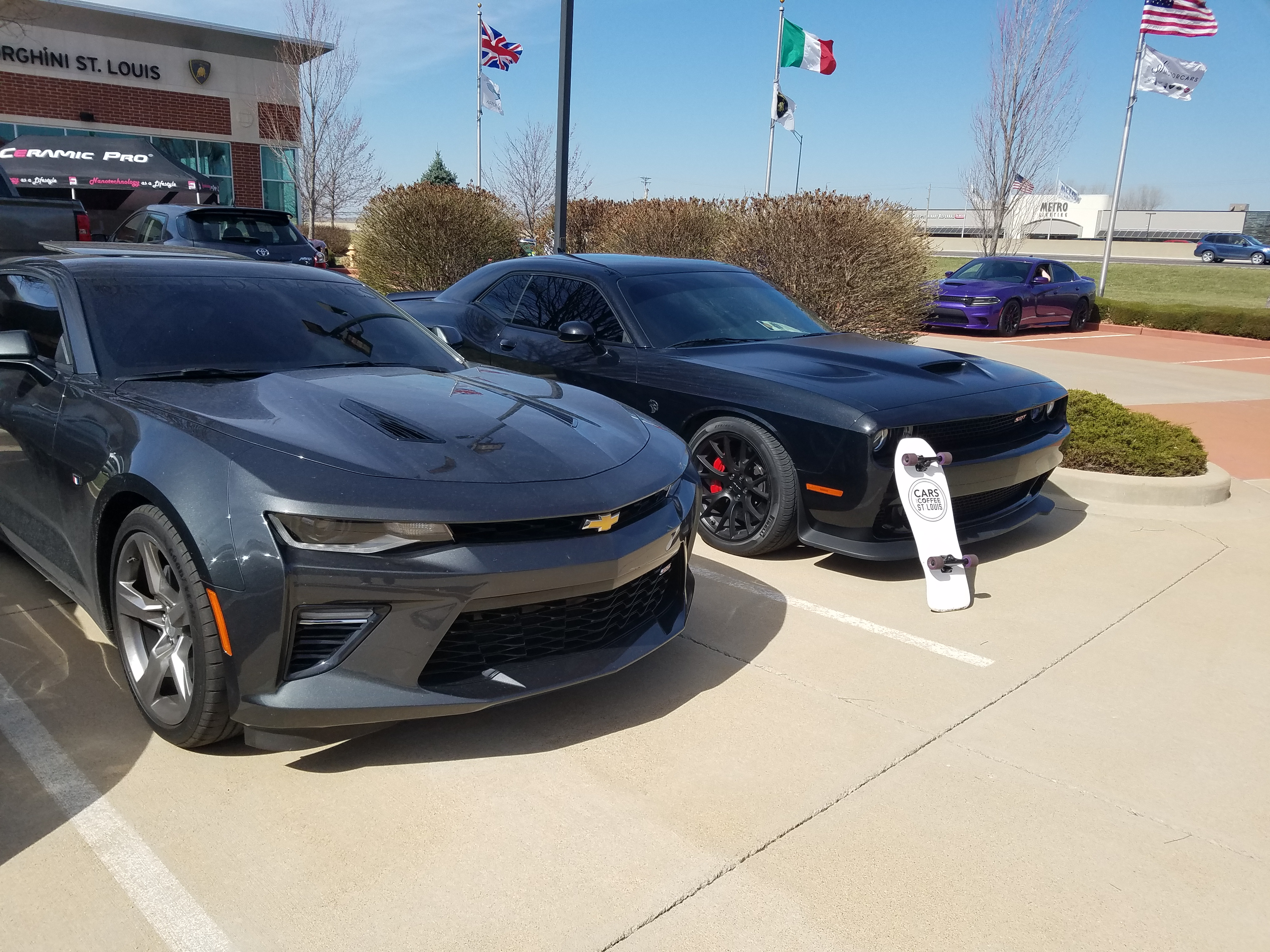 Cars And Coffee Stl