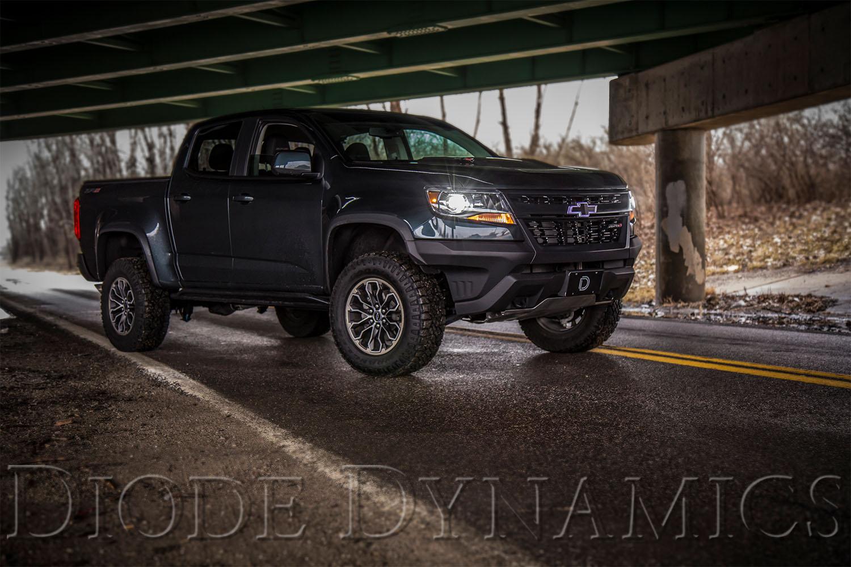 Diode Dynamics Sl1 Led Headlights For Chevrolet Colorado Gmc