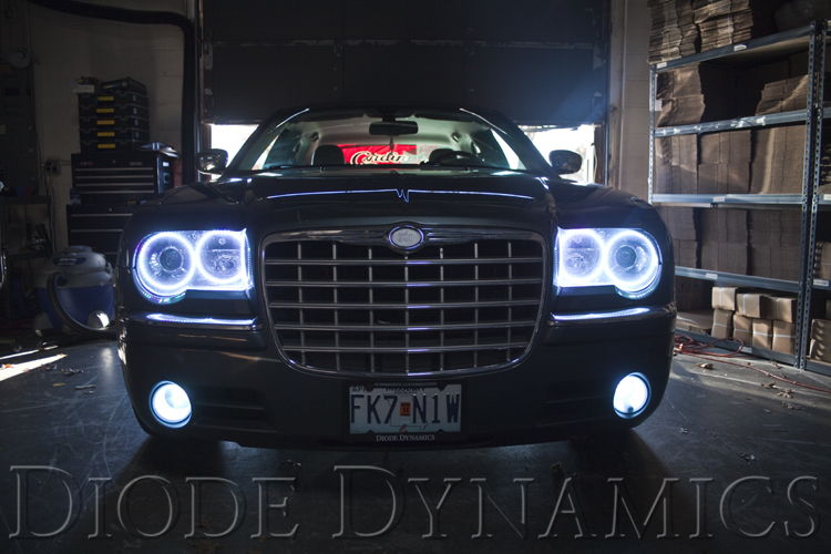 Fs  Chrysler 300  U0026quot Halo U0026quot  Angel Eye Kit  Single And