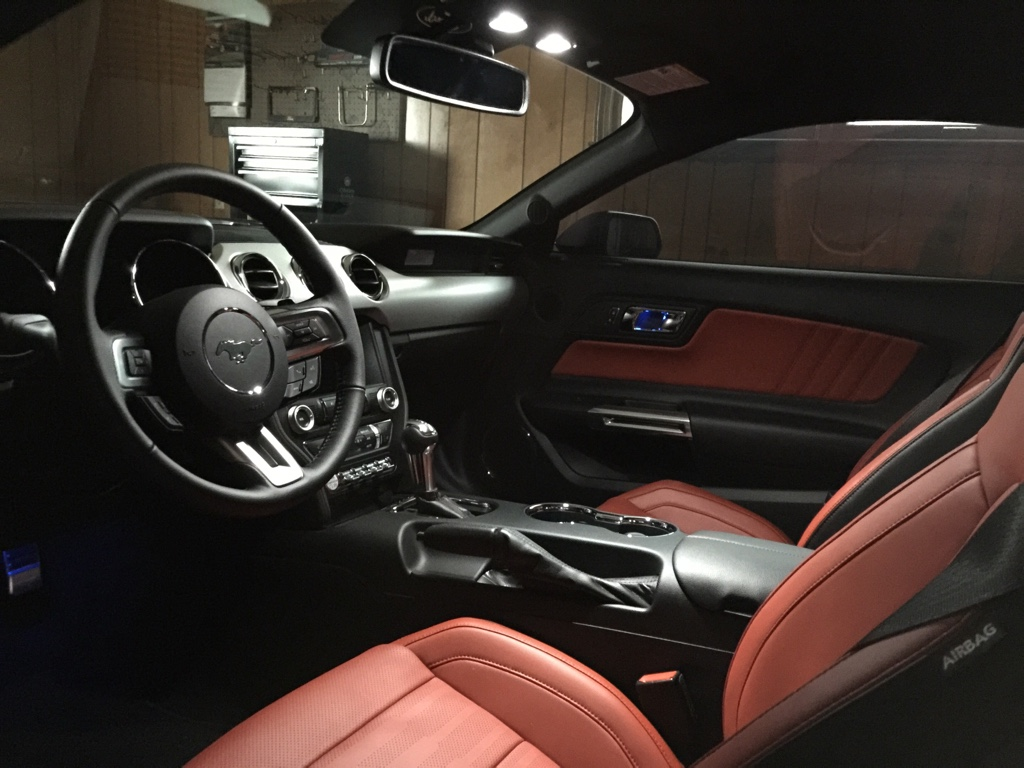 Video how to install s550 mustang interior leds 2015 interior led conversion kit the for 2012 mustang interior lights