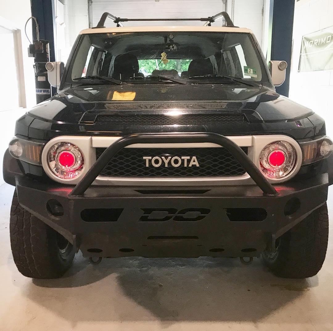 Hyundai Dealership St Louis: Diode Dynamics Universal RGBW™ Multicolor Demon Eyes! USA