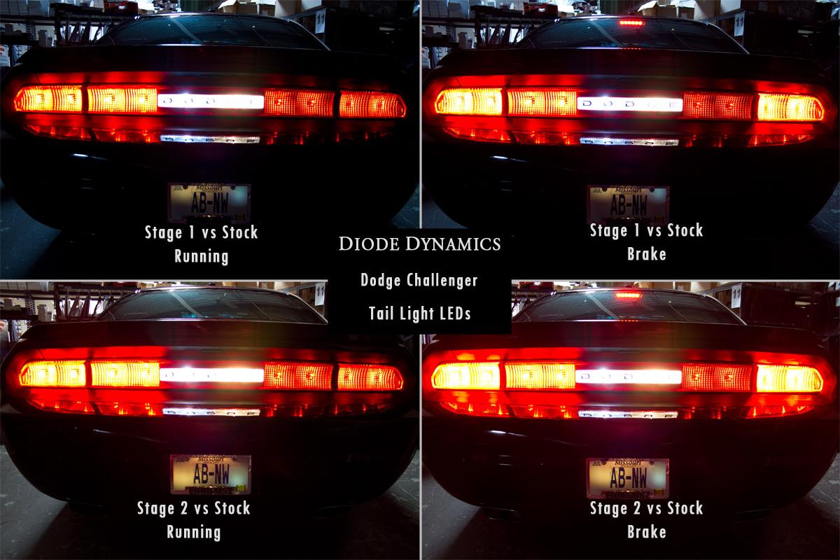 2015 Dodge Challenger Neon Lights Led Car Interior Design