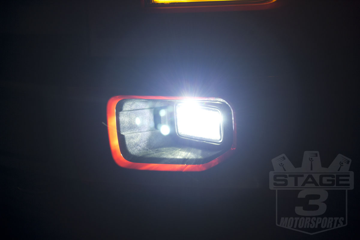Ecoboost F  Fog Light Led Bulbs Several Bulb Options See Comparison Photos Page