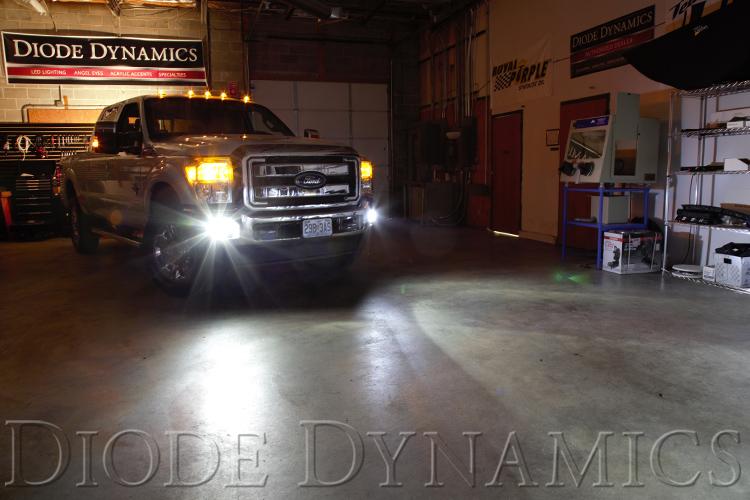 Ford F250 Amp F350 Super Duty Fog Light Led Bulbs See Pics