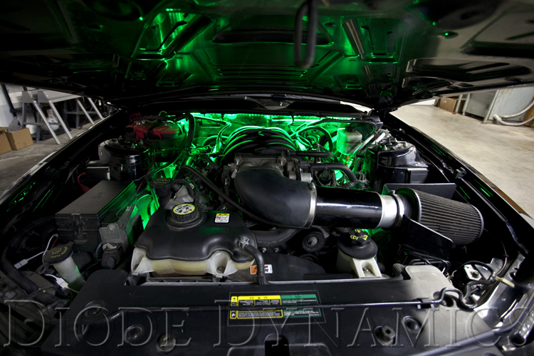 Mustang Engine Bay Led Kits Starting From 30 Single