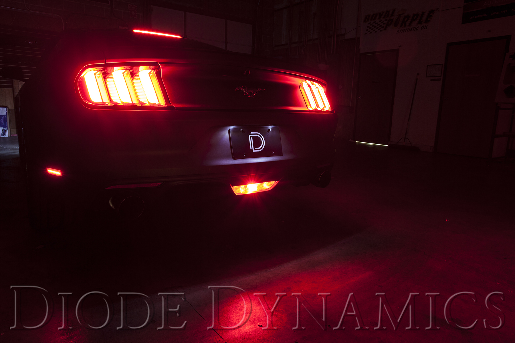 Diode Dynamics Ford Mustang 4th Brake Light Bright