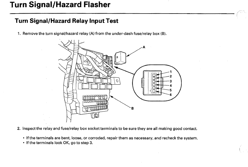 1996 Acura Tl Fuse Box 1996 Free Engine Image For User