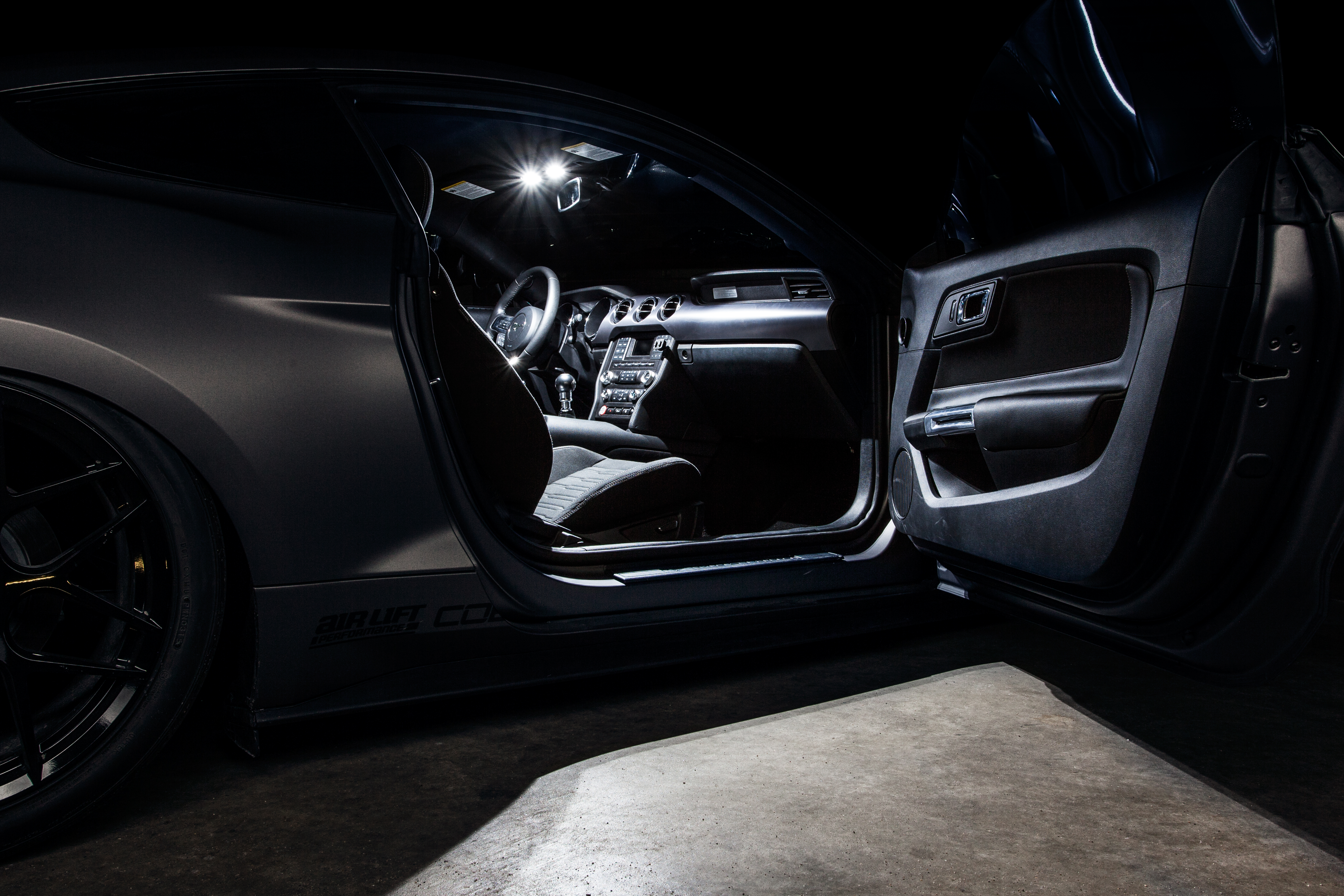 Video How To Install S550 Mustang Interior Leds 2015 Interior Led Conversion Kit
