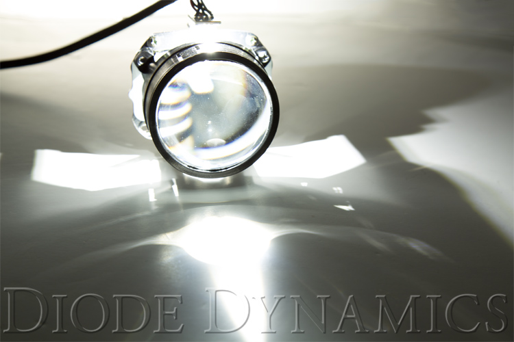 Diode Dynamics Universal RGBW™ Multicolor Demon Eyes! USA ...