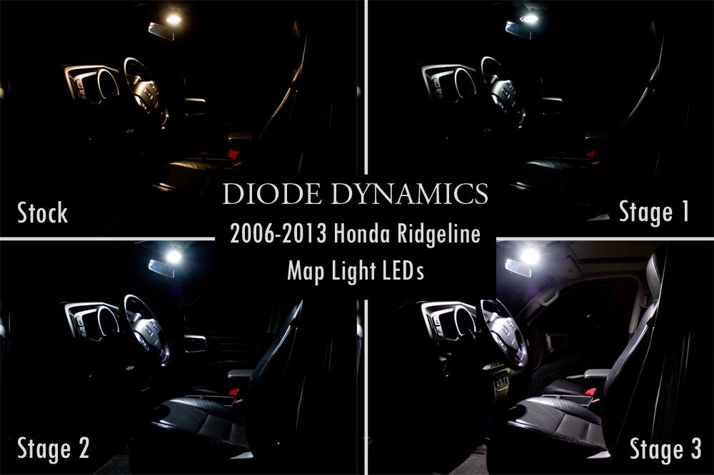 Image Result For Honda Ridgeline Map Light