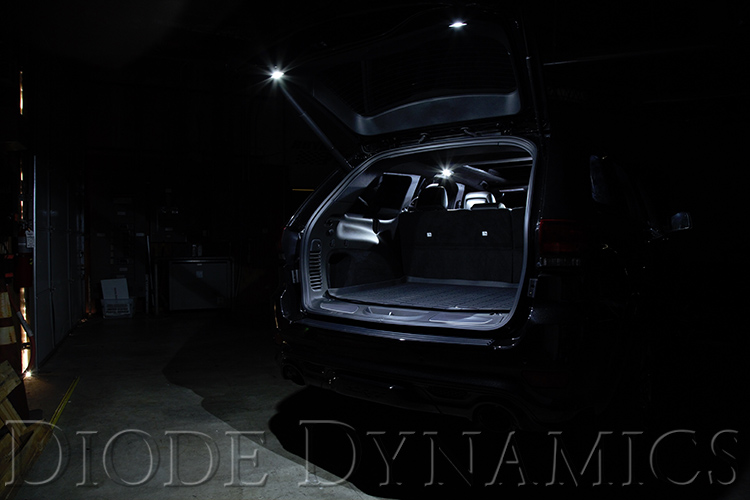 Jeep Grand Cherokee Trackhawk Led Lighting Upgrades Diode Dynamics
