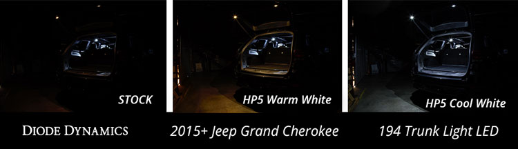 Jeep Grand Cherokee Srt8 Interior Led Lighting Conversion Kit See Pics Install Vid Cherokee