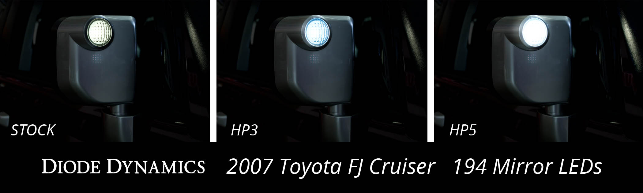 Video How To Install Toyota Fj Cruiser Mirror Light Leds