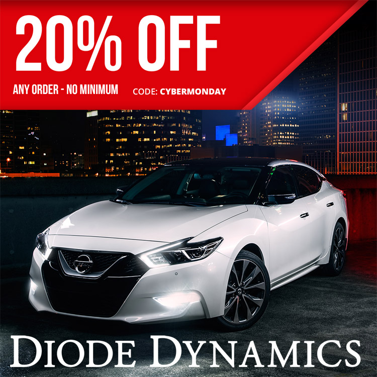 Diode dynamics coupon code