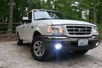 2001 Ranger with Fog Lights