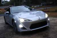 2013 FRS Fog and Headlights