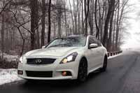 2013 Infiniti G37 Headlights