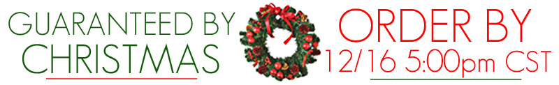 Guaranteed By Christmas